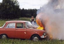 Eikla põllurallil põlema läinud Mosse süütas meeste püksid