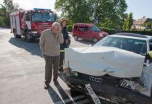 Eakas härra põhjustas liiklusõnnetuse