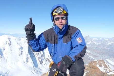 Andres Karu on alistanud pea kõik Euroopa kõrgeimad tipud