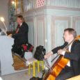Esmaspäeva õhtul kõlasid Mustjala Anna kirikus oreli-, tšello- ja trummihelid, et mälestada 15 aastat tagasi parvlaeval Estonia hukkunuid.