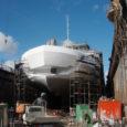 Laevakompanii esimese uue parvlaeva valmimine lükkub varem väljaöeldud novembrikuust hilisemaks.