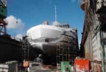 Uue laeva tulek lükkub uude aastasse