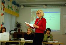 Aasta õpetaja Kai Rannastu läheb haridusministri vastuvõtule