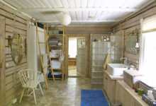 Eesti kauneim vannituba asub kokandusguru Muhumaa-kodus