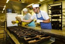 Tööloom on pagar ja küpsetab uut leiba, nii et mustab
