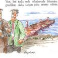 """Sel nädalal lugesin ühe sadama rajamise plaanidest, uudises kirjutati järgmist: """"Kõigile Nasva külasadama 23 osanikust ei pruugi meeldida, et Euroopa tugifondide ja valla raha kasutamine sadama arendamisel toob sadama omanikele kaasa kohustuse hoida sadamat avalikus kasutuses."""""""