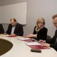 Eile hommikul allkirjastatud kavatsuste protokolli kohaselt võtab linnavolikogus juhtohjad Reformierakonna, Isamaa ja Res Publica Liidu ning Sotsiaaldemokraatliku Erakonna kolmikliit.