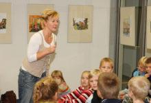 Lastekirjanik Meelike Saarna: Saaremaa on mu lemmikkoht