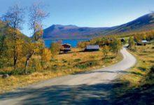 Teispool aega ehk Üksirännak Norras