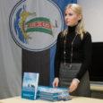 """Kuressaare kultuurikeskuses esitleti eile raamatut """"Saaremaa Merispordi Selts. 125 aastat purjesporti Kuressaares läbi aegade ja mälestuste""""."""