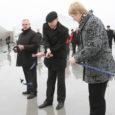 Eile avati Virtsu sadamas pidulikult AS-i Saarte Liinid uus, Lääne-Eesti moodsaim ja parim sadamaosa, 95 miljonit krooni maksnud sadamakai nr 8.