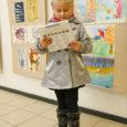 """Saare vene seltsi ja Kuressaare kunstikooli ühisel ettevõtmisel korraldati tänavu taas, ja seda juba 10. korda, lastejoonistuste võistlus """"Lapse maailm"""". Konkursile saadetud pildid on üleval kultuurikeskuse fuajees."""
