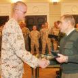 Jalaväekompanii Estcoy-8 koosseisus eile Afganistanist koju jõudnud sõdurpoiste seas oli ka Pihtla valla mees Mario Maripuu, kellest nüüdseks on saanud nooremseersant ja kellele kaitseväe juhataja andis teenetemärgi lahinguliste teenete eest.
