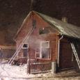 Kolmapäeva õhtul süttis seni teadmata põhjustel Kuressaares Allee tänaval kahe korteriga elumaja, mille üks korter tules hävis. Inimesed õnnetuses kannatada ei saanud.