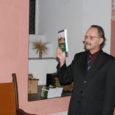 Eile esitles Saaremaa muuseum oma 9. kaheaastaraamatut, mille on koostanud ja toimetanud Saaremaa muuseumi teadusdirektor Olavi Pesti (fotol).