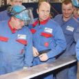 Nasval asuvas AS-i Baltic Workboats (BWB) laevatehases on nelja aasta pikkuse arendus- ja ehitustöö tulemusena valminud viis ülimoodsat patrull-laeva Rootsi rannavalvele. Viimane neist laevadest, KBV-316 anti üle eile Tallinna Sadama […]