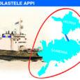 Madala veetaseme tõttu seiskunud Heltermaa ja Rohuküla vahelist laevaühendust sõitis eile Virtsust taastama madalapõhjaline parvlaev Harilaid.