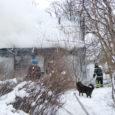 Eile süttis Kaarma vallas Uduvere külas elumaja, kus elas üksik kuuekümnendates eluaastates mees, kes põlevast majast õnneks vigastusteta pääses.