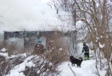 Ülekütmise süül hävis elumaja