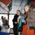 Laupäeval toimus Norras Ålesundis Hiiumaa liinile tuleva laeva MS Muhumaa suurejooneline ristimistseremoonia. Laev jõuab liinile veel selle kuu jooksul.