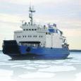 Saaremaa ja Hiiumaa vahelist laevaliini teenindaval Kõrgelaiul kulus kolmapäeval raskest jäämassist läbi murdmiseks rohkem kui pool ööpäevast.