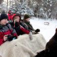 Nädalavahetusel Saaremaal toimunud talifotomängudel osalenud huvilised Tallinnast, Põlvast, Pärnust, Tartust, Võrust ja saarlased ise jäid nii võõrustajatega kui ka kogu korraldusega väga rahule.