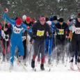 Sel aastal esmakordselt kaksiküritusena korraldatud Saaremaa suusamaraton meelitas võistlema ja matkama kokku üle 330 suusasõbra.