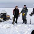 Maanteeamet ei ole seni maha matnud lootust rajada sel talvel jäätee ka Kuivastu ja Virtsu vahele ning seetõttu käiakse jää paksust mõõtmas kaks korda nädalas.