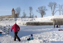 Ehitusettevõtted läksid lossivallide pärast kiskuma