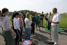 Kuressaare kingib golfimänguõiguse õpilastele