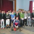 Saaremaa valdade XVIII talimängude sangpommi- ja malevõistlus toimus laupäeval Mustjala kooli aulas ja võimlas.
