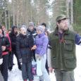 Kui enamik Eesti, sealhulgas Saaremaa turismitalusid on talvel nukras ooteseisundis, lootes uuel turismihooajal võõrustada vähemalt samapalju külalisi kui mullu, siis mõneski paigas on loodust armastavad talvepuhkuse nautijad teretulnud ka pakaselisemal ajal.