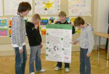 Lümanda kool tähistas emakeelepäeva