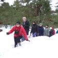 Kevadisel koolivaheajal käisid Kuressaare gümnaasiumi klassijuhatajad riigimetsa majandamise keskuse Saaremaa puhkeala Mändjala metsas tarkust taga nõudmas.