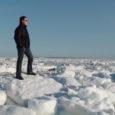Kilomeetrite pikkused jääpangad annavad tunnistust, et Liivi lahes ei ole talv veel lõplikult alla vandunud.
