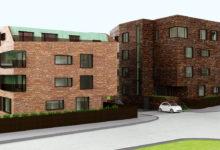 Saaremaa firma rajab pealinna kaks uut korterelamut