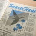 Täna hoiavad meie lehe lugejad taas käes Saarte Häält. Selle nimega maakonnaleht on ilmunud Saaremaal varemgi, tervenisti kahel korral. Viimati 18. juunist 1988 kuni juuni lõpuni 1992.
