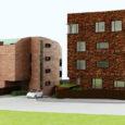 Saaremaa kinnisvaraarendaja Compakt Kinnisvara ehitab Nõmme keskusesse kaks korterelamut, mille nimeks Coffee & Cognac.