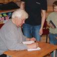 Lugemisaasta 2010 raames pidas Ivo Linna innustava loengu Muhu põhikooli õpilastele.