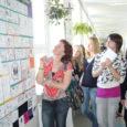 """Euroopa Liidu pilootprojekti """"Mind Your Rights"""" raames toimunud konkursil osalenud 63 koolist üle Eesti valiti viie finalisti hulka Kuressaare ametikooli disaini õppesuuna õpilaste ja Saaremaa ühisgümnaasiumi 6.a ja 7.b klassi tööd."""