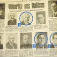 Neil päevil möödub 70 aastat Eesti ajaloo ühest pöördepunktist – Nõukogude okupatsiooni algusest, mis, nagu teada, jäi kestma pea 50 aastaks. Tõsi, II maailmasõja ajal olime mõne aasta (1941–1944) ka Natsi-Saksamaa poolt okupeeritud. Kuid eeloleval nädalal, täpsemalt aga 21. juunil on see päev, mil Eesti president Konstantin Päts kinnitas Nõukogude Liidu survel 1940. aastal ametisse uue valitsuse, mille eesotsas oli Mulgimaal Paistu kihelkonnas sündinud, kuid oma elu kestel kaua aega Pärnumaal elanud mees, arst ja kirjanik Johannes Vares-Barbarus. Rahvasuus ja hiljem ka eesti ajalookirjanduses hakati seda valitsust nimetama juunikommunistide valitsuseks. Saaremaa mehi oli selles nukuvalitsuses koguni KOLM, mille üle Saaremaa ajaleht Meie Maa 1940. aasta 28. juuni numbris erilist heameelt tunneb.
