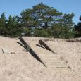 Keskranna rand Kaarma vallas on siiani lõplikult korda tegemata. Korrastamist vajavad veel riietuskabiinid ja randa viiv trepp.