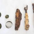 Kuressaare linnuse konserveerimis- ja restaureerimistööde arheoloogilised kaevamised, mis tõid päevavalgele vanad, tõenäoliselt 15. sajandist pärit kaitsetornid, jätkuvad pärast ooperipäevi.