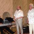 Pühapäeva õhtul kõlasid Kuressaare Laurentiuse kirikus kaunid eesti laulud, mida laulsid Ivo Linna ja Jassi Zahharov. Klaveri taga istus Margus Kappel.