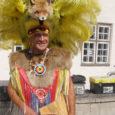 Eile lõbustas Kuressaare turul külastajaid Lõuna-Ameerikast tulnud paaniflöödimängija.