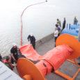Politsei- ja piirivalveameti piirivalveosakonna merereostustõrje teenistus viis eile hommikul koostöös Läänemaa päästeosakonnaga läbi reostustõrjealase koolituse.