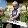 Praegu 10-aastane Samuli Martin, kes kõik koolivaheajad veedab Orissaare vallas Salu külas vanaema-vanaisa juures, on oma pisikesest peale tärganud loodushuviga nüüdseks nakatanud kogu pere. 6-aastane väikevend Siim kogub suure venna eeskujul liblikaid, ema ja isa käivad poisiga koos kalal. Samuli mesilased on aga talvel vanaema-vanaisa hooleks.