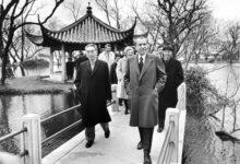 Kuidas Nixon päästis kommunistliku Hiina Nõukogude tuumalöögist