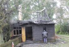Võimas äike süütas elumaja ja murdis puid