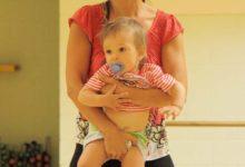 Kadri Kuusik pani emad koos lastega võimlema